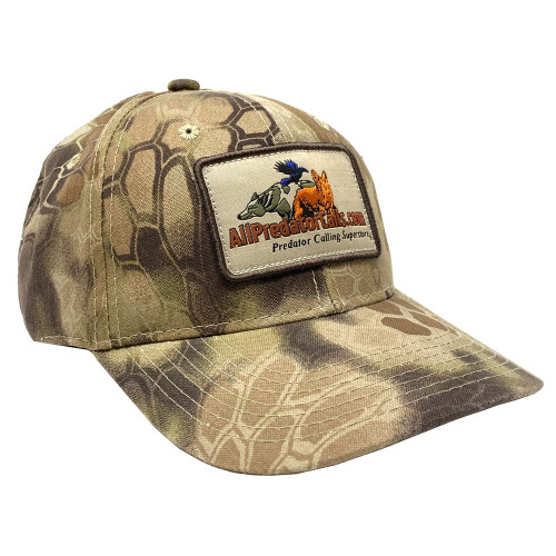AllPredatorCalls Kryptek Highlander camo hat