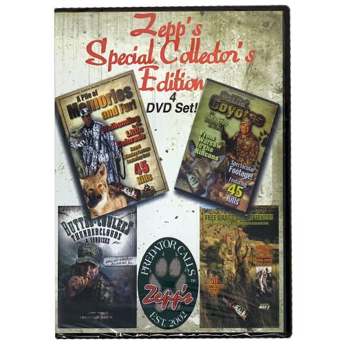 Mark Zepp 4 DVD Special Collection Set