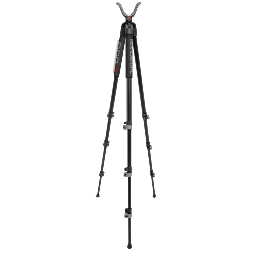 "Bog-Pod Adrenaline Tripod Black 18"" to 68"" Tall 1100482"