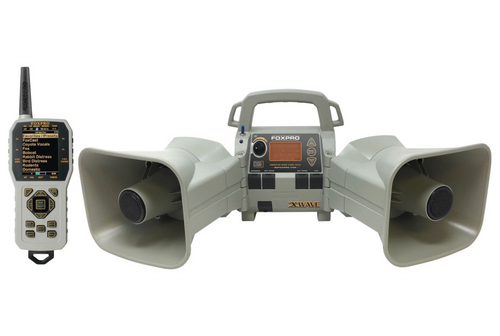 FOXPRO XWAVE Digital Game Call With TX1000 Remote Control