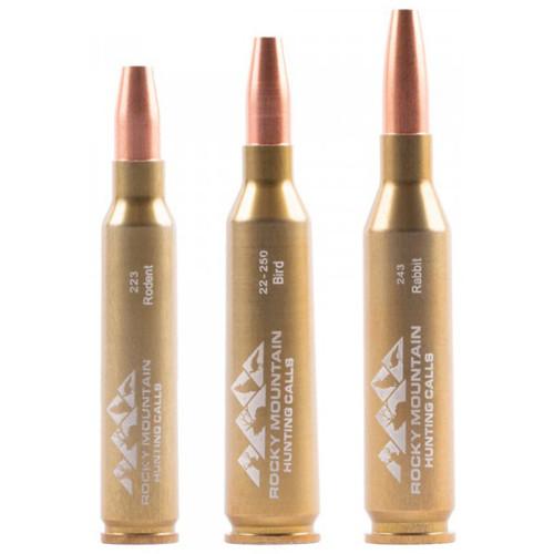 Rocky Mountain Hunting Calls Cartridge Call 3-Pak Predator Hunting #430