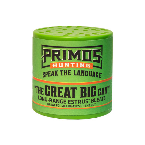 """Primos """"THE GREAT BIG CAN®"""" Deer Call 738"""