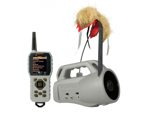 FOXPRO HiJack Digital Game Call with 100 Sounds & TX1000 Remote