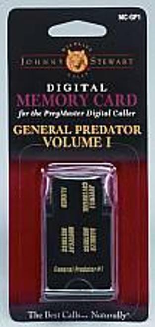 Johnny Stewart General Predator 2 MCGP2