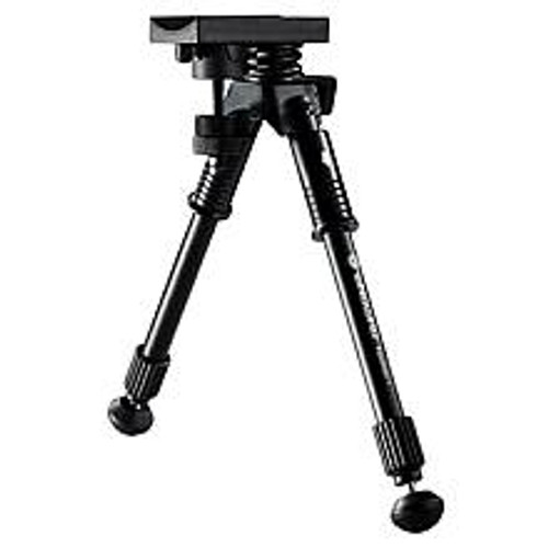 Vanguard Bipod 9.5 to 13 Inch Adjustable Pivoting Quick Sling Attach Point Install Equalizer1