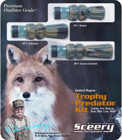Sceery Game Calls Eastern Predator Kit APKE