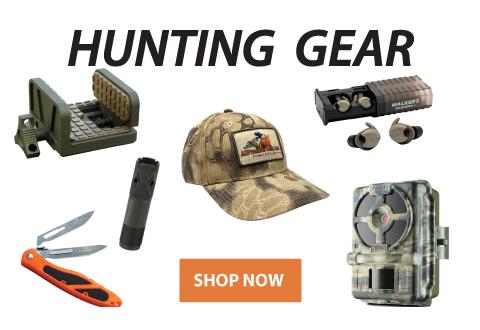 Hunt Gear Banner