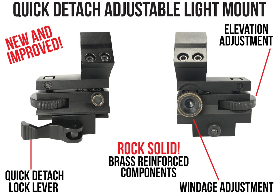 QD Adjustable Mount