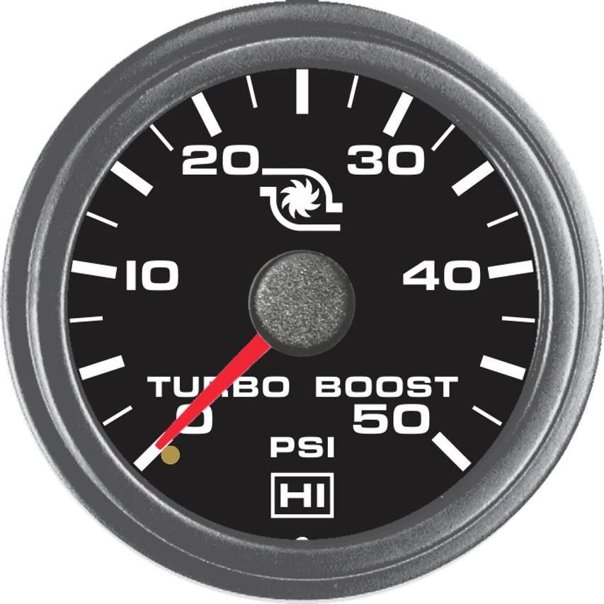 Hewitt Turbo Boost 102-104-1R-1 0-100 PSI