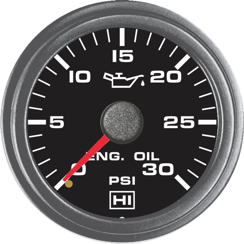 Hewitt Part #100-101-1R-1, Reads 0-30psi, Two Inch (50mm) Diameter, White LED Lighted, Red Lighted Pointer. Includes 8ft. Line Kit. Hewitt Provides Many Style Variations, Contact Us for Your Requirements.   Commonly used to monitor fuel pressure on internal combustion engines. May be used on Automobiles, Trucks, Buses, Marine, Motor homes, Aircraft, Performance Vehicles, Off-Road Vehicles, Recreational Vehicles, Industrial & Construction Equipment.