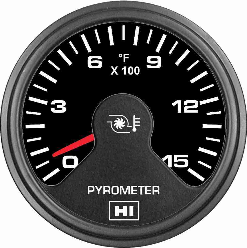 Pyrometer/EGT