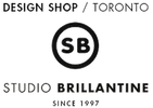 STUDIO BRILLANTINE | DESIGN SHOP