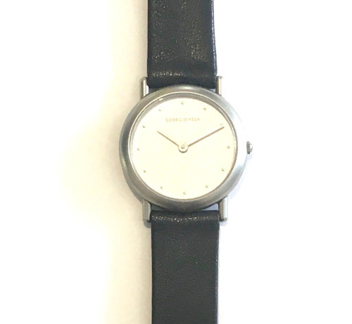 Georg Jensen Watch #346 Leather Band