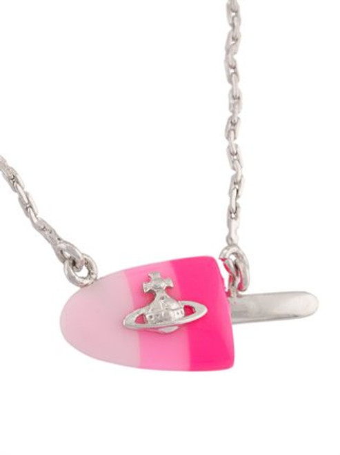 westwood holly necklace pink 2