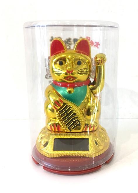 "Japanese Lucky Cat / Maneki-Neko 3.5"""
