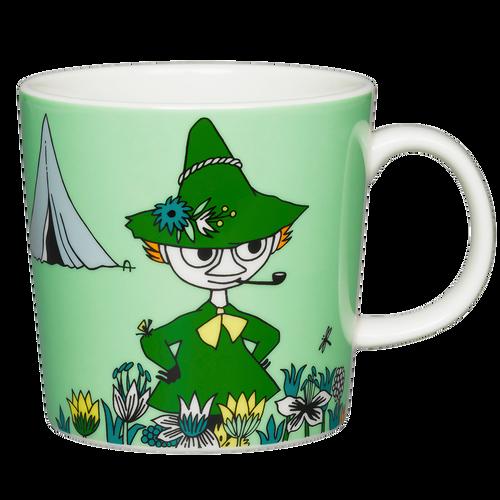 Moomin Snufkin / Teema Mug