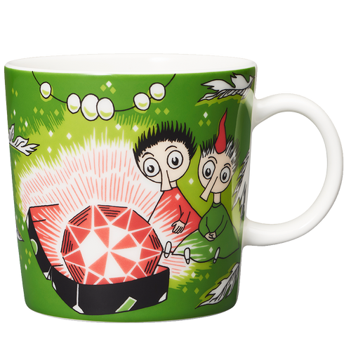 Moomin Thingumy and Bob / Teema Mug