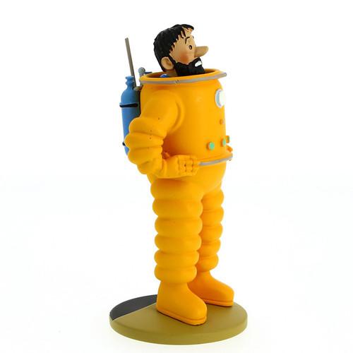 Tintin Haddock Figure Moon