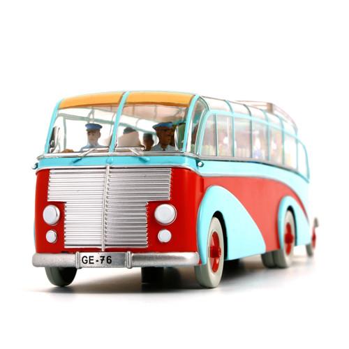 Tintin Swissair Bus / The Calculus Affair