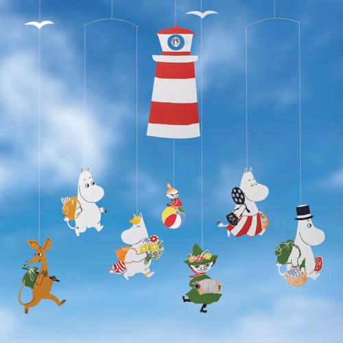 Moomin Mobile Lighthouse