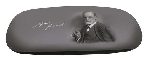Sigmund Freud Eyeglass Case