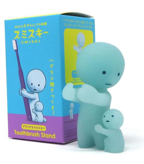 Smiski Glow in the Dark Toothbrush Multi-Holder / Hugging