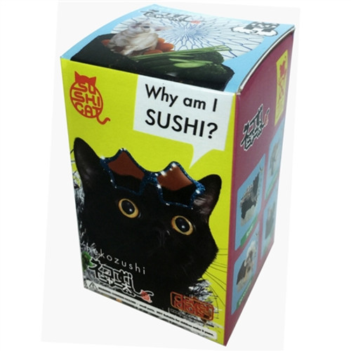 Why am I Sushi ? / Sushi Cat / Nekozushi Series 3