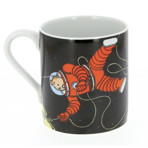 Tintin Mug Space