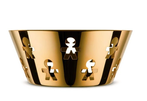 Girotondo Bowl Gold / Limited Edition