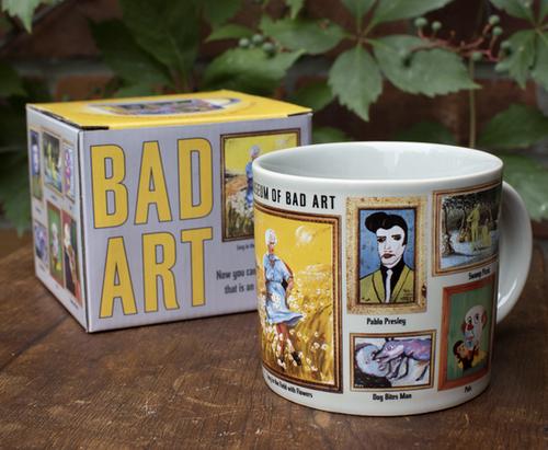 Museum of Bad Art [MoBA] Mug