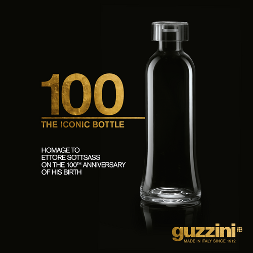 Sottsass Lurisia Bottle / Limited Edition