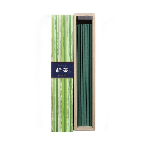 Kayuragi Green Tea Incense