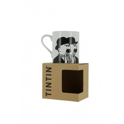 Tintin Mug Thompsons Outline
