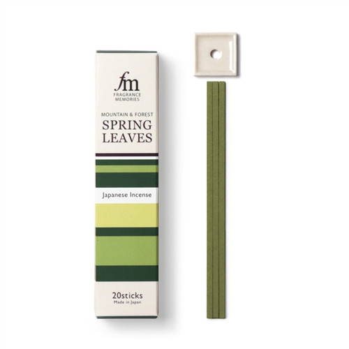 Fragrance Memories Spring Leaves Incense