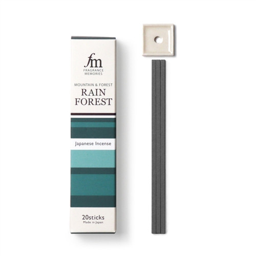 Fragrance Memories Rain Forest Incense