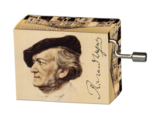 "Music Box Richard Wagner ""Ride of the Valkyries"""