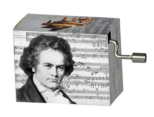 "Music Box Ludwig van Beethoven ""Ode to Joy"""