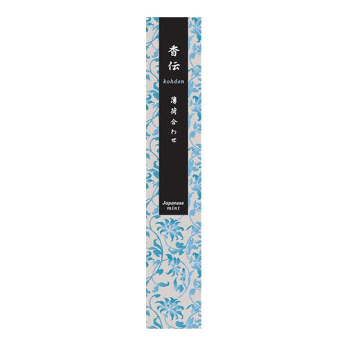 Kohden Japanese Mint Incense