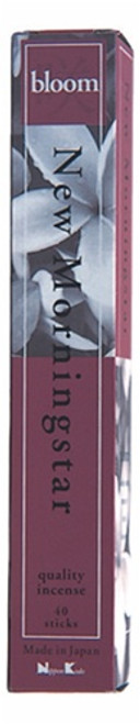 New Morning Star Bloom Incense