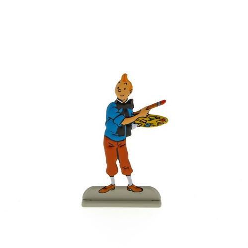 Tintin Metal Figure Painter