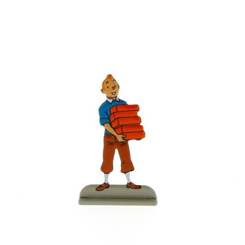 Tintin Metal Figure Bricks