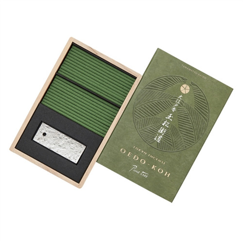 Oedo-Koh Pine Tree Incense