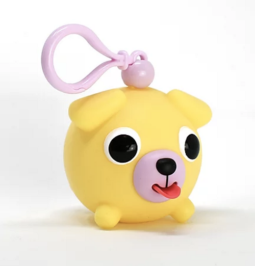 Jabber Dog yellow