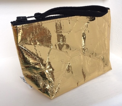 Essential M Pouch gold