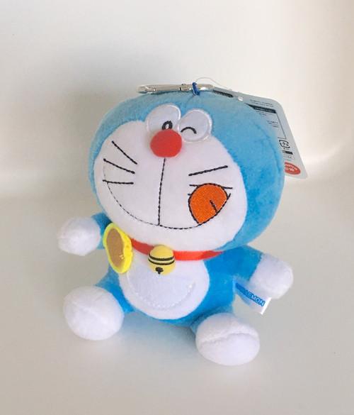 "Doraemon with vibrating Dorayaki Plush 5"""