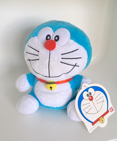 """Doraemon Plush 6.5"""""""