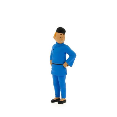 Tintin Figure Blue Lotus