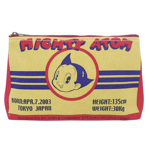 Astro Boy / Mighty Atom Pouch large