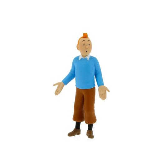 Tintin Figure Hands Open