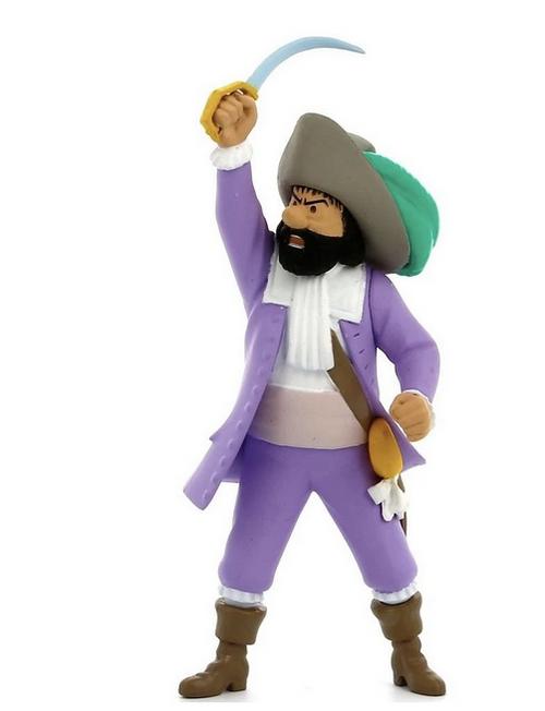 Tintin Figure Sir Francis Haddock